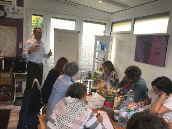 Cours hypnose conversationnelle par Rodolphe