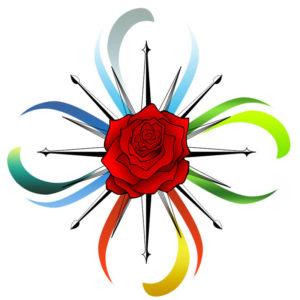 Rose numérologique